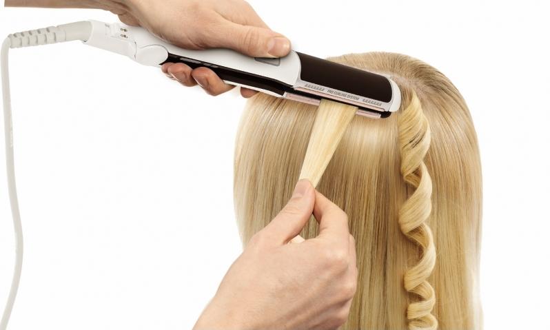 Как правильно завить и накрутить волосы утюжком