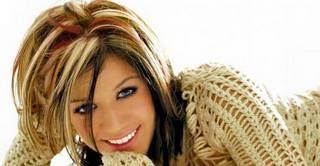 редкое и частое мелирование волос