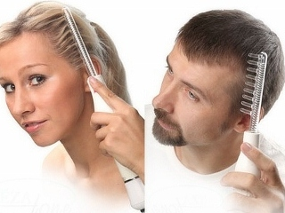 Используем дарсонваль для волос — описание и применение.