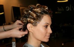 Химическая завивка волос — разновидности и техника выполнения