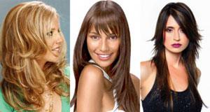Варианты укладки длинных волос