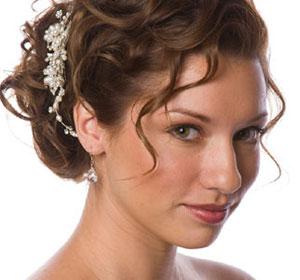 Самые элегантные прически для невест