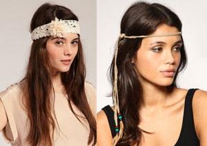 Греческий стиль в прическах снова в моде