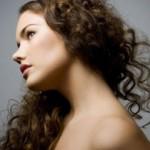 Как укладывать завитые волосы