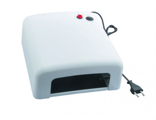 Дешевая УФ Лампа для сушки геля и Shellac