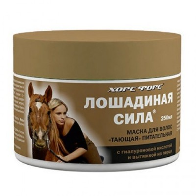 Шампунь для роста волос «Лошадиная сила»