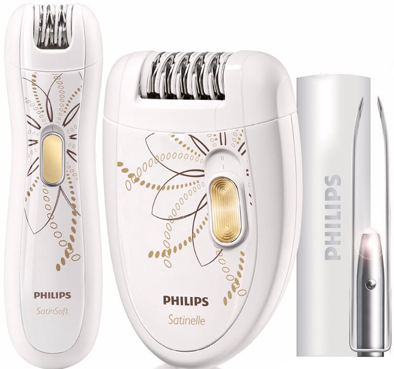 эпилятор Philips hp 6540