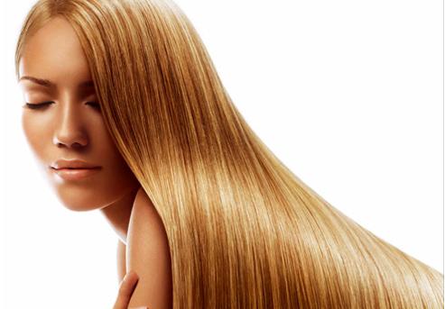 процесс ламинации волос