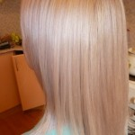выпадение волос фото