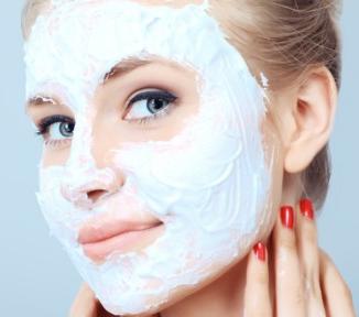 очищающая маска в домашних условиях фото