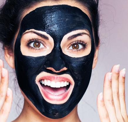 маска от черных точек фото