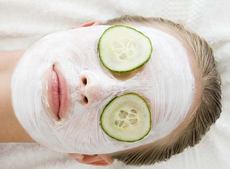Омолаживающая маска для лица в домашних условиях фото