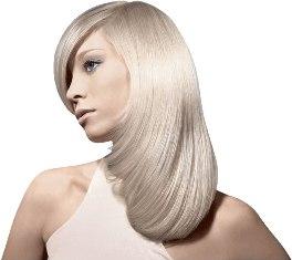 способы для светлых волос