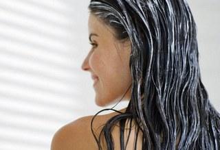 натуральные средства для выпрямления волос