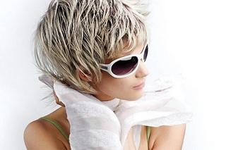мелирование на светлые волосы фото