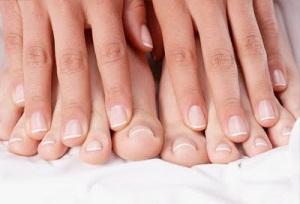 Борьба с пигментацией ногтей