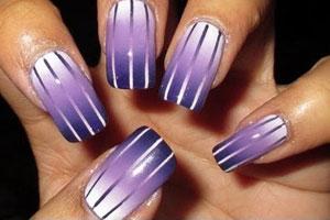 Покрытие ногтей с помощью шеллака