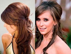 Варианты укладки волос на свадьбу