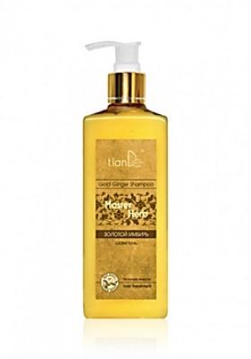 Шампунь «Золотой воск» активатор роста волос