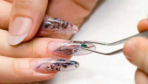 курсов наращивания ногтей в Москве