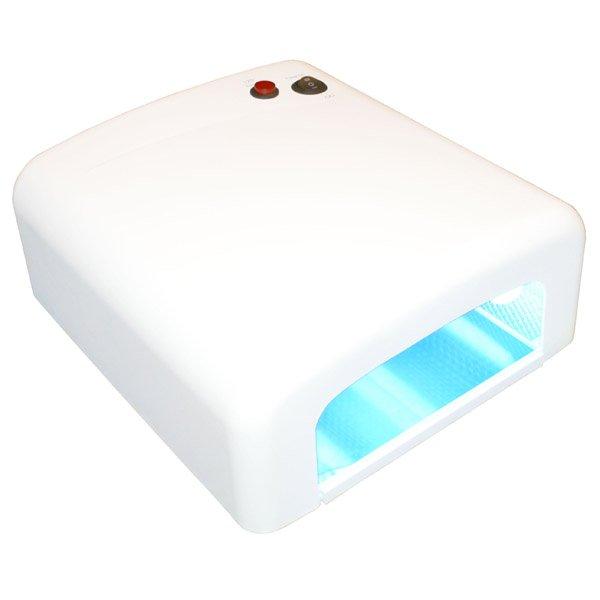 Planet Nails, UV - лампа 54W ASN Digital