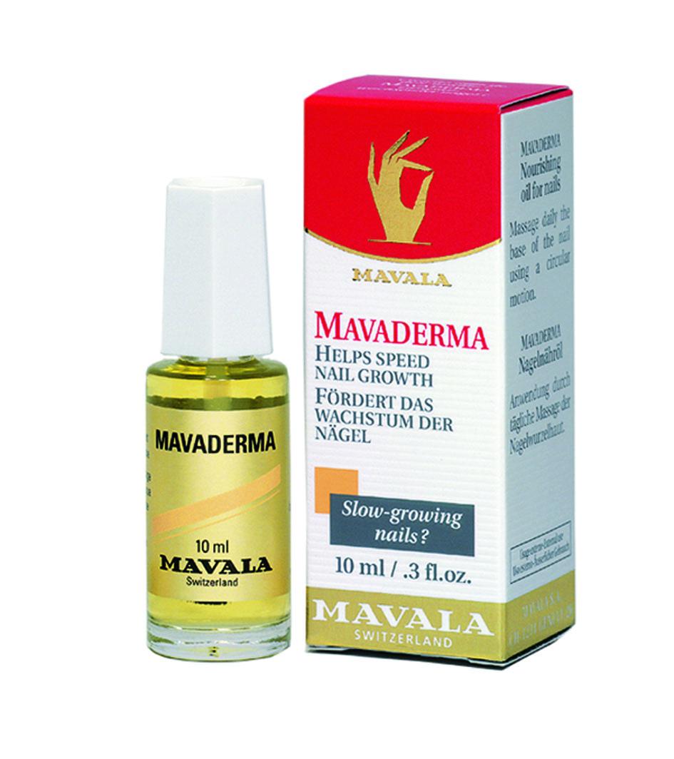 Средство для быстрого роста ногтей Mavala Mavaderma