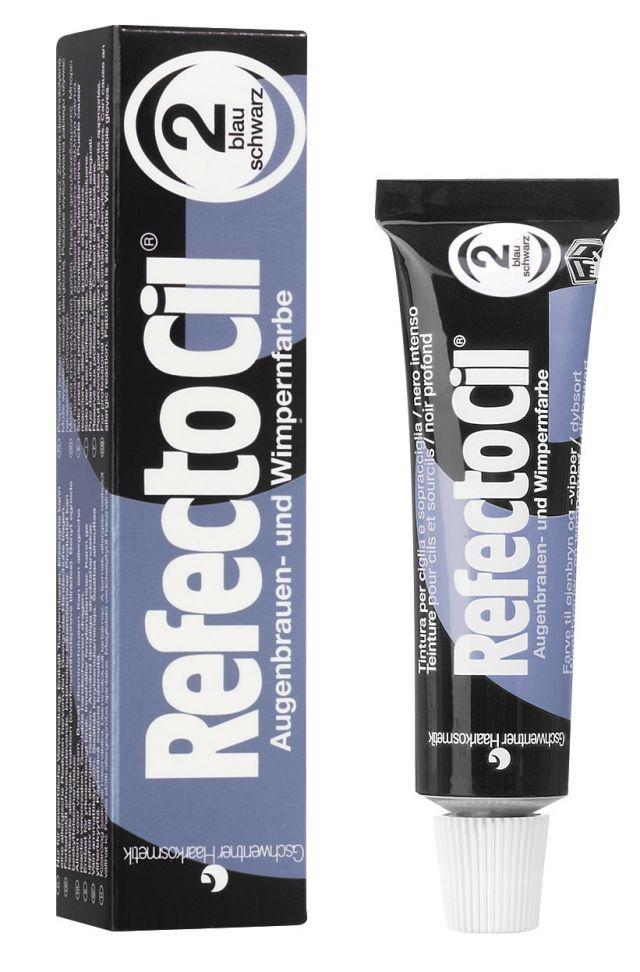 Область применения краски RefectoCil
