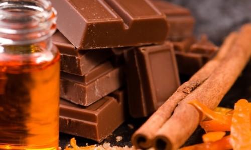 станьте красивой с помощью шоколада