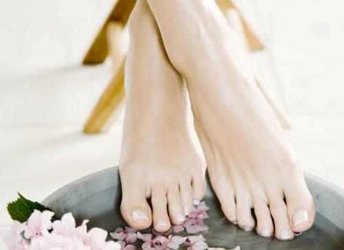 лечение ногтя в домашних условиях
