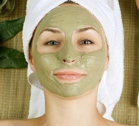 очищающая маска для лица фото