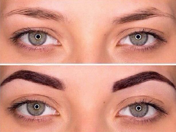 до и после напыления фото
