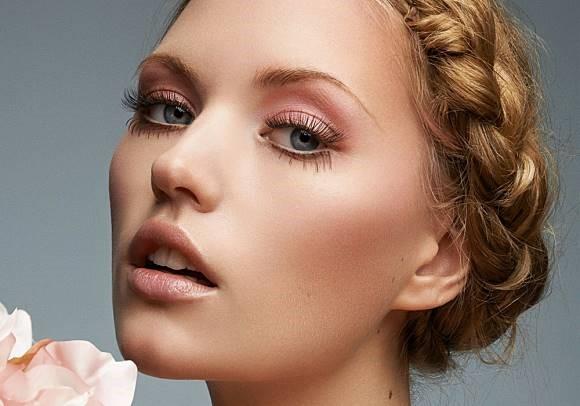 макияж для романтического стиля