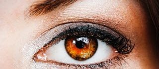 мейкап для янтарных глаз