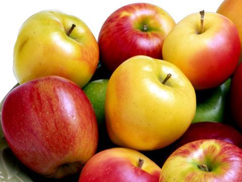 Яблочный пилинг для глубокого питания и увлажнения рецепт