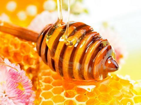 Мед и сода - натуральный скраб для лица