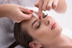 как сделать пудровые брови