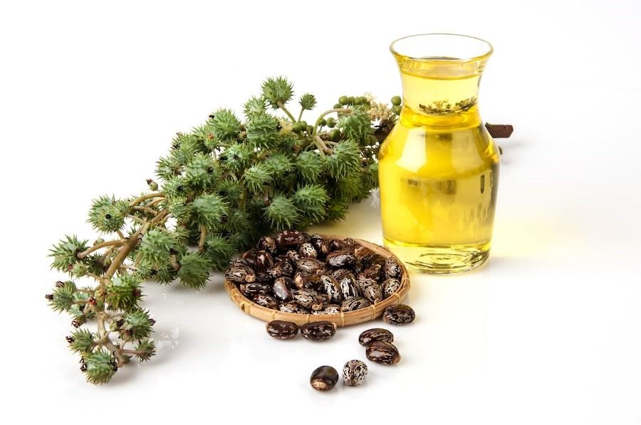 Рецепты масок из касторового масла