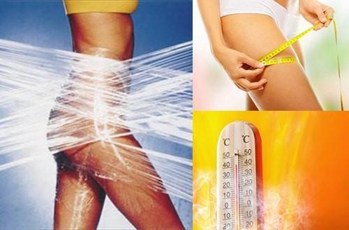 похудеть обертывание