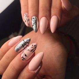 тенденции ногтей