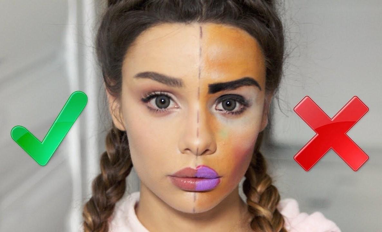 макияж красота и вычурность