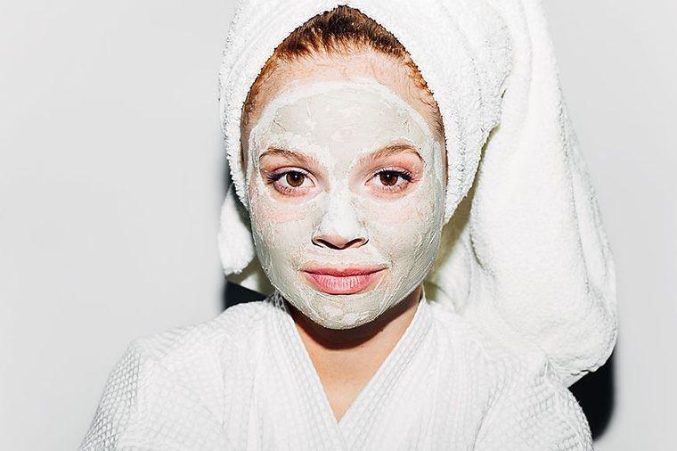 маска-пилинг не заменит ухаживающую