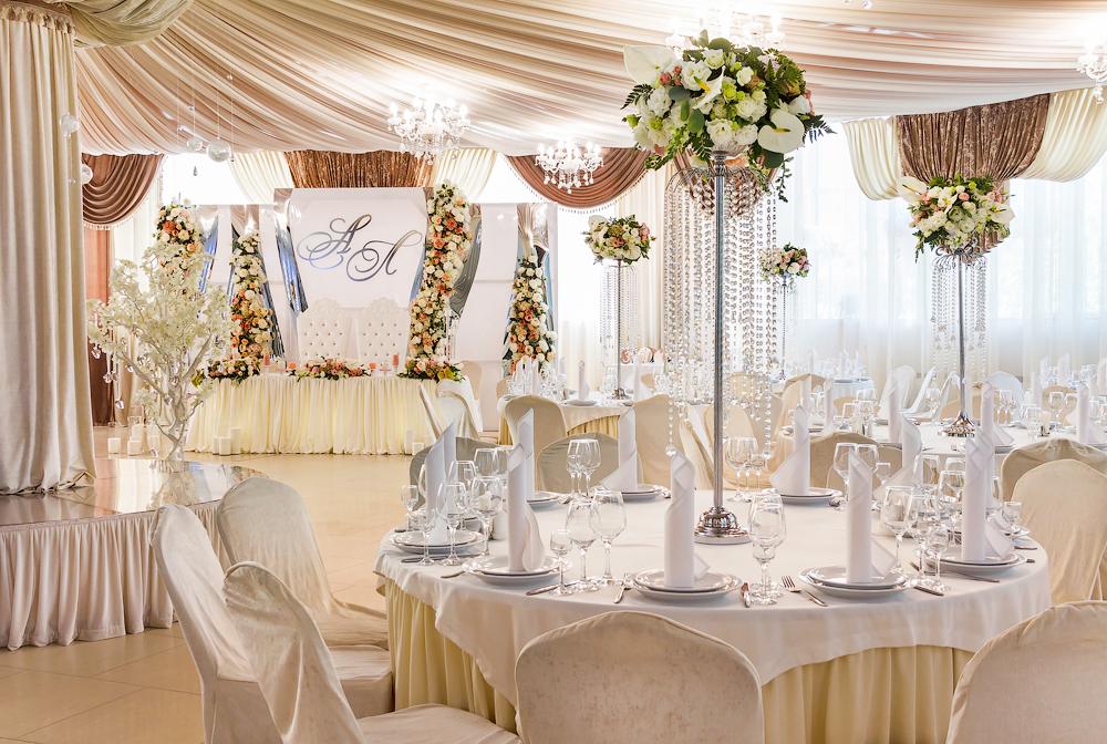 большие залы для свадьбы
